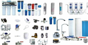Domestic Reverse Osmosis Parts