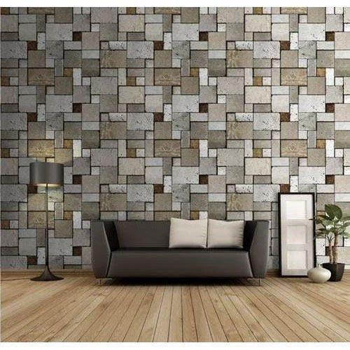 3d wall wallpaper at rs 2000 roll 3d wallpaper id 16267474112