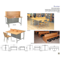 Library Desk & Seatings