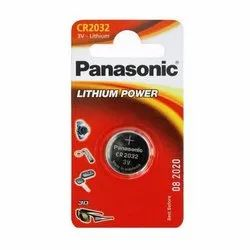 Panasonic CR 2032 Lithium Coin Cell Battery