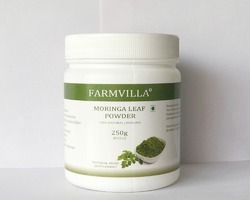 Moringa Leaf Powder 250gm Bottle
