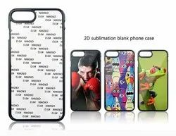 2D Tpu+Pc Mobile Cover