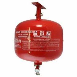 Mild Steel Modular Clean Agent Fire Extinguisher