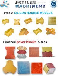 INTERLOCKING PAVER BLOCK MOULDS,