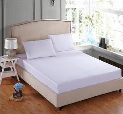 Fitted Cotton Hotel Bed Sheets