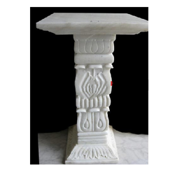 Marble Stand Roman Style Marble Pedestal Manufacturer