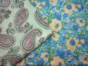 Dabu Bagru Block Printed Fabric In Jaipur India