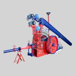 Coffee Husk Briquette Making Machine