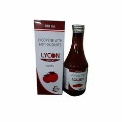 Lycopene With Antioxidant Syrup