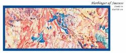 Digital Contemporary Abstract Decorative Wall Paintings