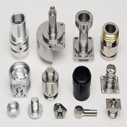 VMC Milling Components