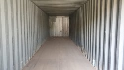Second Hand Shipping Container