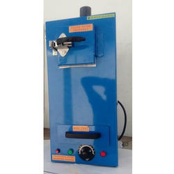 Mild Steel Sanitary Napkin Disposal Machine