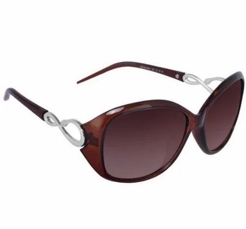 Allen Cate Premium Brown Sunglasses for Girls 8946e65184