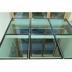 Plain Structural Floor Glass
