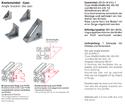 Angle Bracket Aluminium Profile