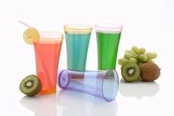 Coloured Polycarbonate Water Glass