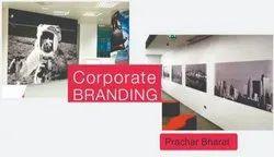 Corporate Shop Branding Service