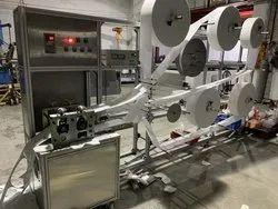 Semi Automatic 3 Ply Making Machine