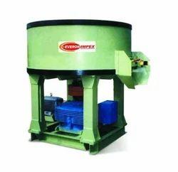Automatic Pan Concrete Mixer