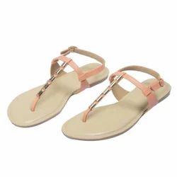 2fa501494 Get Quote. Fab Bella Daily wear Peach Thong Sandal