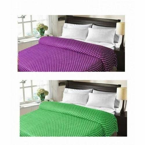 AC Fleece Bed Sheet Set