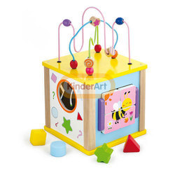 5-in-1 Activity Toy - Medium