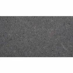 Steel Gray Steel Grey Granite Slabs, Thickness: 14 Mm