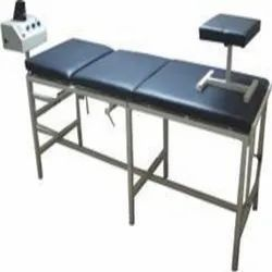 Traction Table and Bed