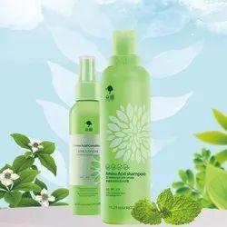 Amino Herbal Mint Shampoo, 250 Ml