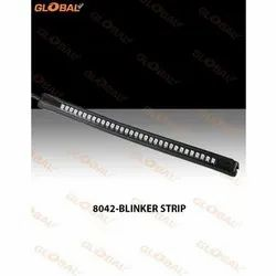 Pure White Led Blinker Strip