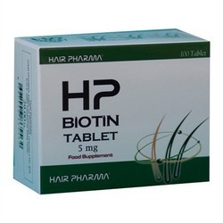 Saw Palmetto Biotin Tablet