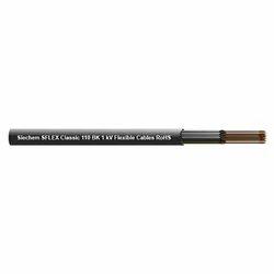 Sflex Classic 110 Bk 1kv Flexible Cables Rohs
