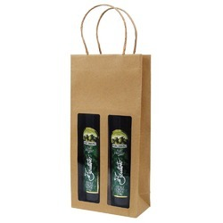 Wine Bottle Paper Bag