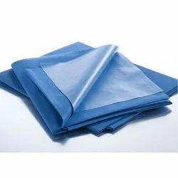 Poly Material Drape Sheet, Packaging Type: Packet