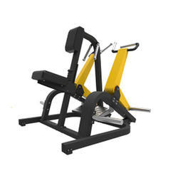 Lateral Rowing Machine