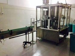 Automatic 24 BPM Bottle RFC Machine