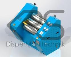 Nano Dispersion Three Roll Mill