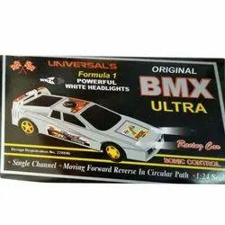 Battery Plastic BMX Ultra Racing Car
