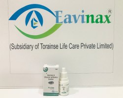 Ketorolac Tromethamine, Ofloxacin, Benzalkonium Chloride Eye Drop