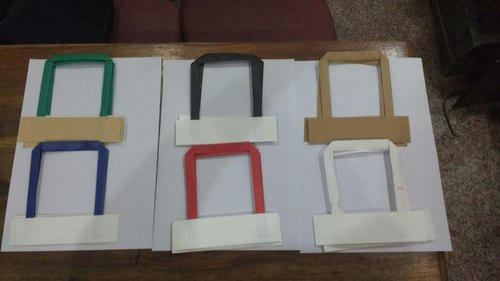 Right Angle Flat Paper Handles