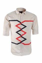 Designer Zig Zag Shirt
