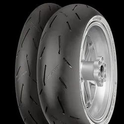 Continental ContiRaceAttack 2 Soft Medium Motorcycle Tire