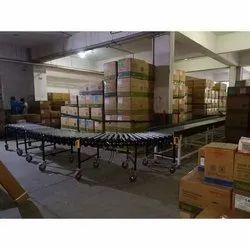 Flexible Material Handling Conveyor