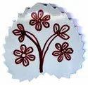 Gracefull Wooden Coaster