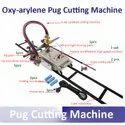 Plasma Pug Cutting Machine