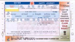 Railway Ticket Booking  Service