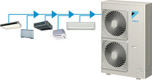Daikin Vrv Systems Vrv Variable Refrigerant Volume Rs
