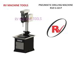Auto Feed Pneumatic Drilling Machine  6 mm