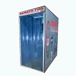 Sanitizer Spray Tunnel Sanitizing Chamber